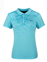 Outdoor Women's Tops Leisure Sports Comfortable Spring / Summer / Autumn Others-Sports