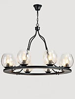 5 Pendant Light   Traditional/Classic Painting Feature for Mini Style Metal Living Room / Bedroom / Dining Room