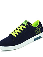 Men's Shoes Casual Fashion Sneakers Blue / Green / Red