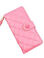 Women Fashion Ladies  Purse Women's Wallets Cowhide 7 Colors Long Design
