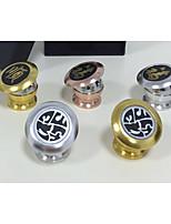 super-magnétique logo en métal téléphone mobile aimant support voiture magnétique multifonctionnel sucker navigation support de téléphone