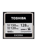 toshiba EXCERIA compactflash carte mémoire 32gb 64gb 128gb - 1000x