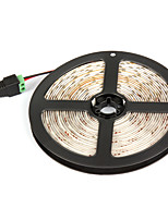 5m/lot high brightness LED Strip light waterproof 2835 DC12V 300led flexible bar light for indoor home decoration