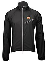 Deportes Bicicleta/Ciclismo Tops Hombres Mangas largasTranspirable / Listo para vestir / Antiestático / Resistente al Viento / Tejido