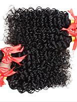 Brazilian Kinky Curly Virgin Hair 4 Bundle Deals Unprocessed Virgin Brazilian Curly Hair Weave Human Hair Extensions