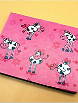 Cow Candy Paper 8 Pieces Of Candy Paper Optional Candy Wrapping Paper 100 Sheets / Sets