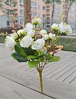 Polyester Wedding Decorations-1Piece/Set Artificial Flower Wedding Rustic Theme