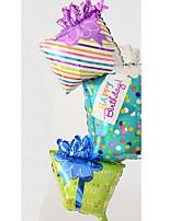 Plastic Wedding Decorations-1Piece/Set Balloon Birthday Rustic Theme Winter Non-personalized Random Color