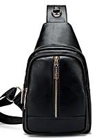 Men Cowhide Casual Shoulder Bag