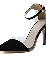 Women's Heels Summer Heels / Pointed Toe PU Casual Stiletto Heel Others Black Others