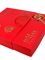 Red Color, Other Material Packaging & Shipping Gift Box A Pack of Two