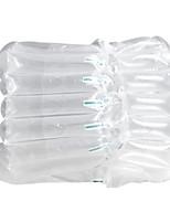 прозрачный цвет пластиковый материал упаковки&доставка мешок пузыря пакет из пяти человек