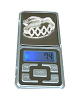 KL-668 Portable High-precision Jewelry Scale