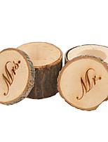 Cajas de regalos / Cajas de Regalos(Chocolate,Madera) -Tema Clásico-Matrimonio