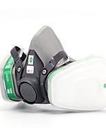 máscara de gas / anti-metilamina máscara de amoniaco / gas / máscaras contra el polvo adhesión duradera y fuerte protección industrial