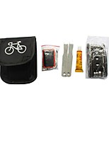 Bicycle maintenance tool set