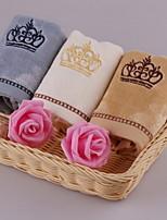 Asciugamano per bidet- ConTintura- DI100% cotone-34*34cm