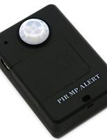 alarme antivol maison, infrarouge humain gps induction du corps de positionnement traqueur
