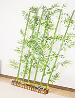 Hi-Q 1Pc Decorative Flower Bamboo Wedding Home Table Decoration Artificial Flowers