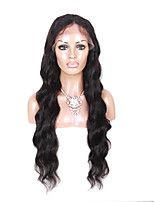 14-26 Inch 10A body wave Brazilian virgin hair full lace human hair wig for fashion women
