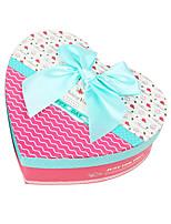 день коробка подарка Валентина шоколадные конфеты коробки сладкой любви может формировать из трех частей поставки коробка подарка