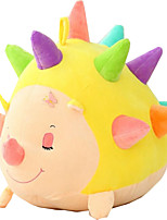 Cute Plush Toy Doll Colorful Porcupine Prickly Hedgehog Doll Pillow
