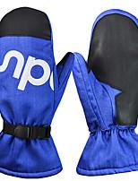 Guantes Ciclismo/Bicicleta Todo Dedos completosMantiene abrigado / Impermeable / A prueba de viento / Listo para vestir / Transpirable /