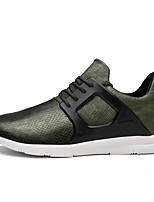 Men's Sneakers Spring / Summer / Fall / Winter Round Toe / Flats PU Outdoor / Office & Career / Athletic