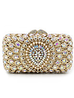 Women Metal Formal / Casual / Event/Party Clutch