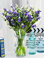 Hi-Q 1Pc Decorative Flowers Real Hyacinth For Wedding Home Table Decoration Artificial Flowers