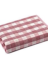 Serviette de bain-Fil teint- en100% Coton-Bath Towel:70*140cm(27.5*55.1.1inch)