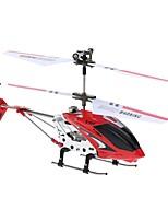 SYMA S107G Drohne 3 Achsen 3 Kanäle 2.4G Ferngesteuerter Quadrocopter LED - Beleuchtung / Kopfloser Modus / 360-Grad-Flip Flug / Schweben