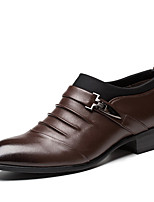 Men's Sneakers Spring / Summer / Fall / Winter Flats Leather Outdoor / Office & Career / Casual Flat Heel