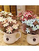 Eco-friendly Material Wedding Decorations-1Piece/Set Artificial Flower Wedding / Birthday Garden Theme