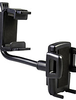 teléfono del coche espejo del lado del coche del sostenedor del espejo retrovisor soporte de teléfono universal de soporte para el