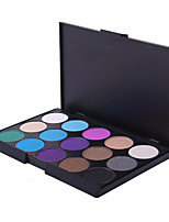 15 Eyeshadow Palette Matte Eyeshadow palette Cream Set Daily Makeup