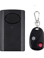 Wireless Remote Control Vibration Alarm Home Security Door Window Car Motorcycle Anti-Theft Security Alarm