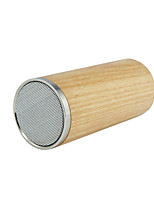 Log Bluetooth Car Speaker, Wooden Portable Wireless Small Audio