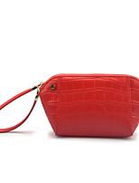 Women Cowhide Casual Clutch / Wallet