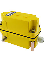 Switch Yellow Color Metal Material AC Power Supply Physical Measuring Instruments Type