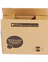 Yellow Color Other Material Packaging & Shipping Packing Cartons A Pack of Thirteen