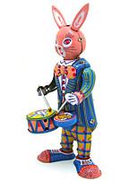 Игрушка новизны / Логические игрушки / Музыка игрушки / Игрушка с заводом Игрушка новизны / / Rabbit / Музыкальные инструменты Металл