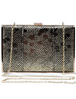 L.west Women Elegant High-grade Plaid Evening Bag