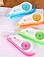 Коррекция Поставки Коррекция ленты,Пластик Случайный цвет