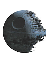 Star Wars Death Star DS-1 Platform Wall Stickers Personality Fashion Living Room Wall Decals