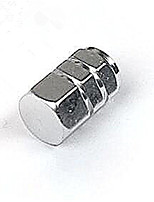 4kpl matkustaja rengas korkki, venttiilikannessa alumiini venttiilin suojus 13-2c \ 191