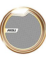 Automotive Supplies AIDU Wireless Bluetooth Speaker Stereo Mini Phone Card Speaker