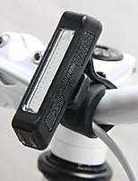 Bike Light,Bike Lights-1 Mode 10 Lumens Easy to Carry Otherx0 USB Cycling/Bike Black Bike