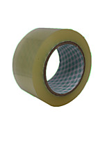 Transparent Color Other Material Packaging & Shipping Tape A Pack of Three