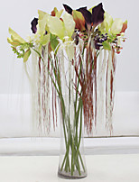 Hi-Q 1Pc Decorative Flower Plutus Cat Flowers Wedding Home Table Decoration Artificial Flowers